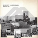 Motor City Drum Ens/RAW CUTS #1 CD