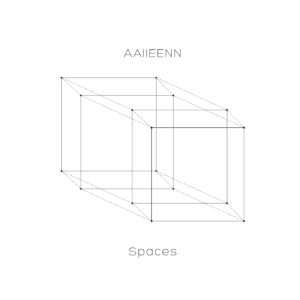 AAIIEENN/SPACES EP 12""