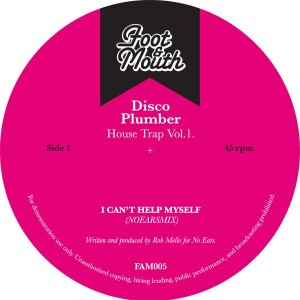 Disco Plumber/HOUSE TRAP VOL. 1 12""
