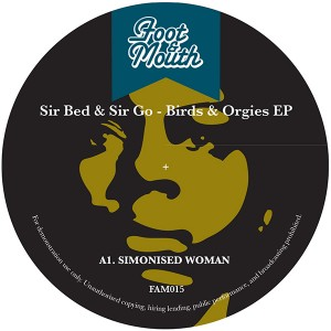 Sir Bed & Sir Go/BIRDS & ORGIES EP 12""