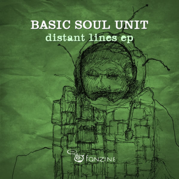 Basic Soul Unit/DISTANT LINES EP 12""