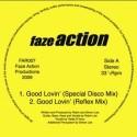 "Faze Action/GOOD LOVIN 12"""