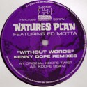 Nature's Plan/WITHOUT.. (K.DOPE RMX) 12""