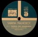 "Sabrina Malheiros/VIBRASONS SAMPLER 12"""