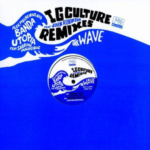 Banda Utopia/THE WAVE REMIXES 12""