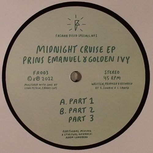 "Prins Emanuel & Golden Ivy/MIDNIGHT 12"""