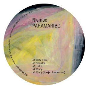 "Niemoc/PARAMARIBO EP 12"""
