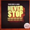 "Yann Kesz & LMNO/NEVER STOP 12"""