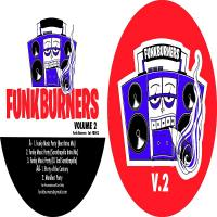 Funk Burners/FUNKY MUSIC PARTY EP 12""