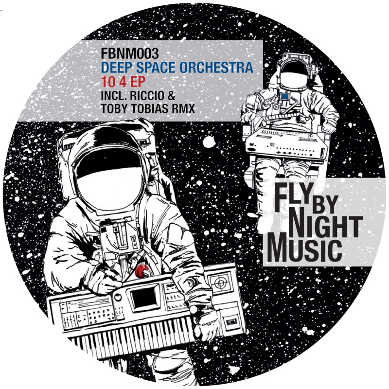 Deep Space Orchestra/10 4 EP 12""
