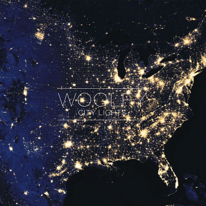 Woolfy/CITY LIGHTS 10""