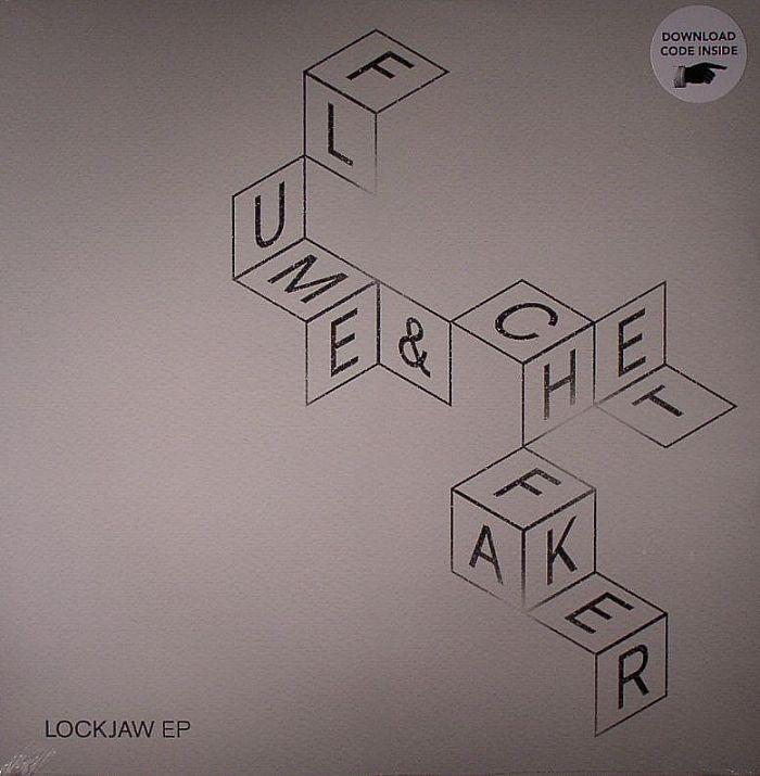 """Flume & Chet Faker/LOCKJAW 12"""""""