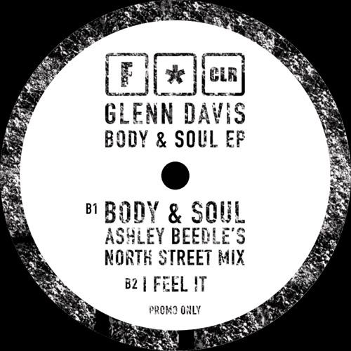 """Glenn Davis/BODY & SOUL EP 12"""""""
