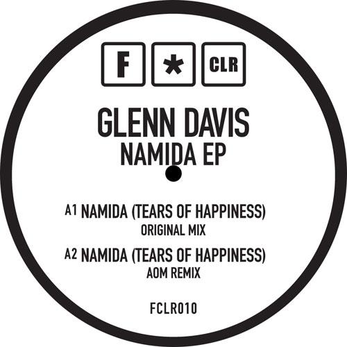 "Glenn Davis/NAMIDA 12"""