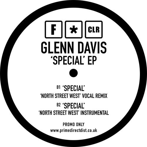 "Glenn Davis/SPECIAL EP 12"""