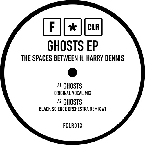 Spaces Between/GHOSTS EP 12""