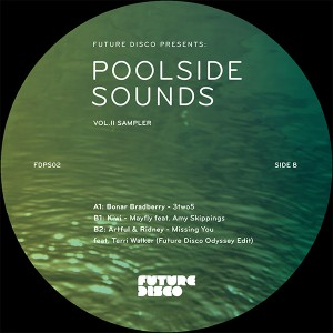 Various/POOLSIDE SOUNDS VOL.II 12""