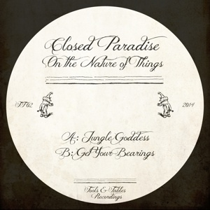 Closed Paradise/ON THE NATURE OF... 12""