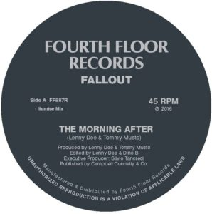 Fallout/THE MORNING AFTER 12""