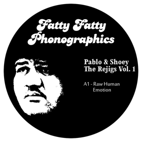 Pablo & Shoey/THE RE-JIGS VOL. 1 12""
