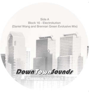 Downtown Sounds/CLASSICS VOLUME 1 12""