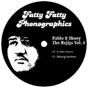 Pablo & Shoey/THE RE-JIGS VOL. 4 12""