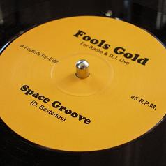 Fool's Gold/SPACE GROOVE 12""