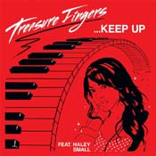 Treasure Fingers/KEEP UP 12""