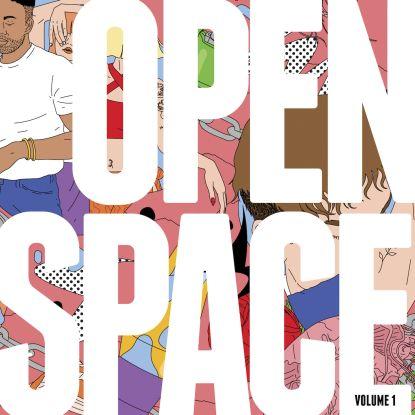 Various/OPEN SPACE VOL. 1 3LP