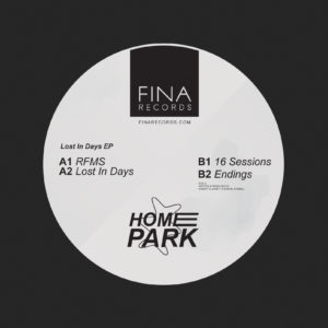 Homepark/LOST IN DAYS EP 12""
