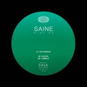 "Saine/MINT EP 12"""