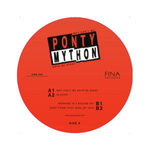 Ponty Mython/WHY CAN'T WE BOTH... 12""