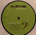 "Blakkat/BACK 2 ME - A.NICHOLSON RMX 12"""