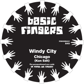 Kon/WINDY CITY & ILLVESTER 12""