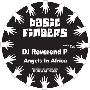 "DJ Reverend P/FINGER EDITS 12"""