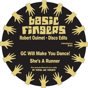 Robert Ouimet/BASIC FINGERS EDITS V1 12""