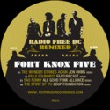 Fort Knox Five/RADIO FREE DC RMX #3 12""