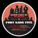 "Fort Knox Five/RADIO FREE DC RMX #7 12"""