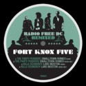 Fort Knox Five/RADIO FREE DC RMX #8 12""