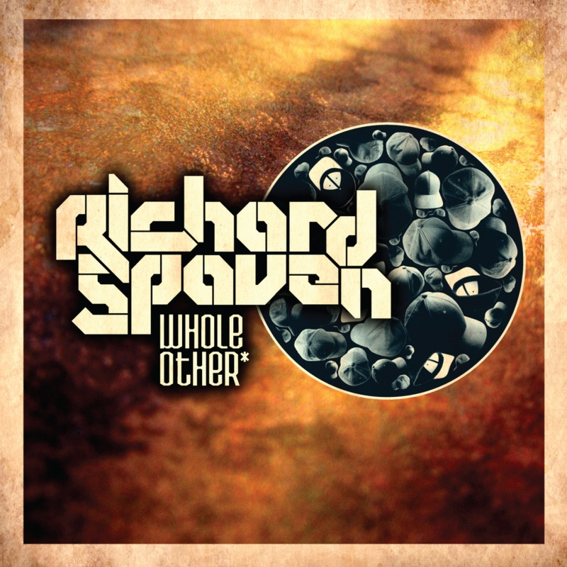 Richard Spaven/WHOLE OTHER CD