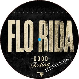 "Flo Rida/GOOD FEELING 12"""