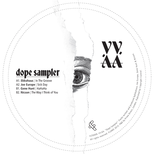 Various/FLUMO: DOPE SAMPLER SERIES 12""