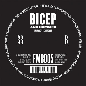 """Bicep & Hammer/DAHLIA EP 12"""""""