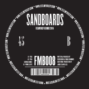 Sandboards/VISA (SHINRA REMIX) 12""