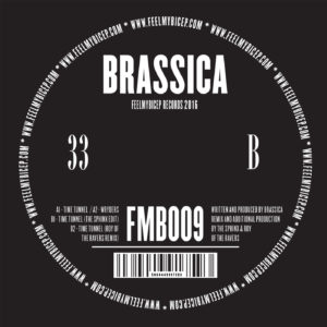Brassica/TIME TUNNEL 12""