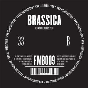 "Brassica/TIME TUNNEL 12"""