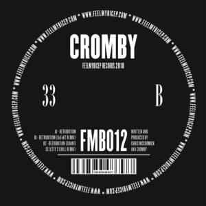 """Cromby/RETRIBUTION 12"""""""
