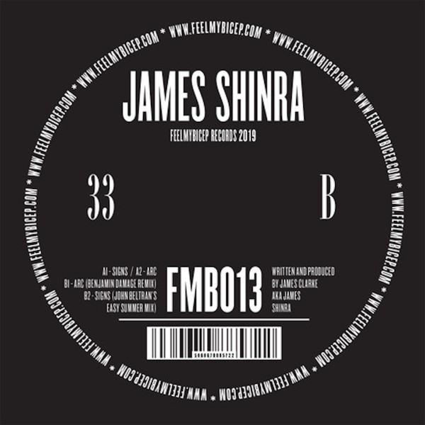 James Shinra/SIGNS (JOHN BELTRAN RX) 12""