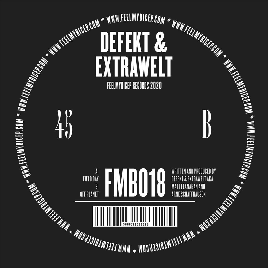 "Defekt & Extrawelt/FIELD DAY 12"""