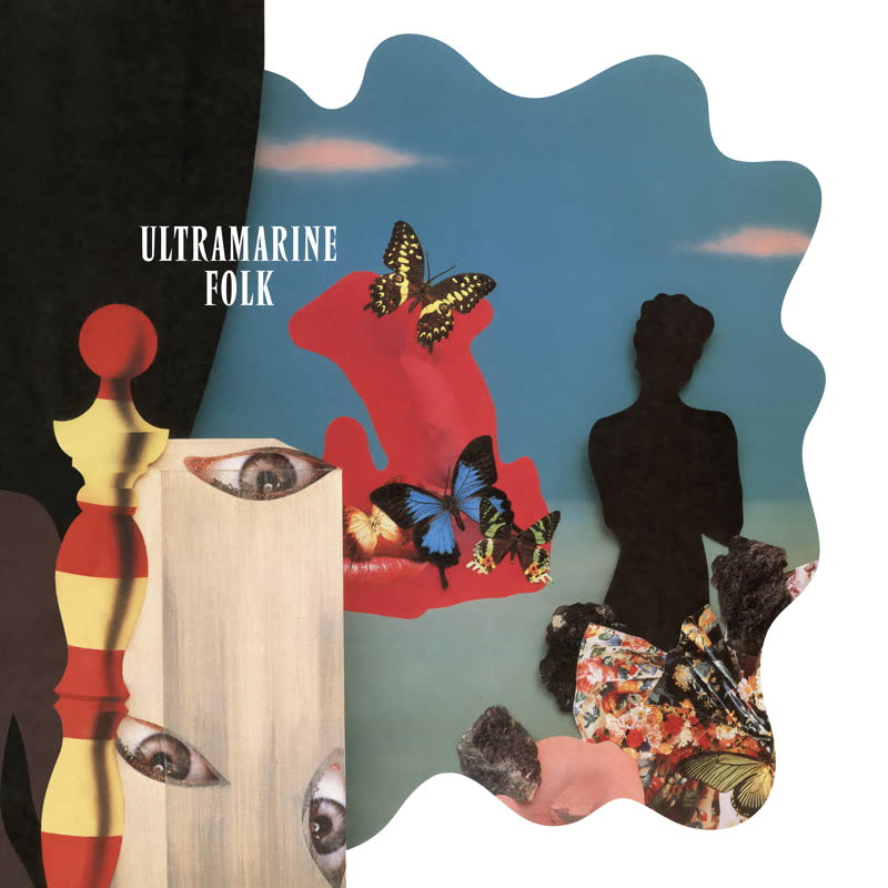 Ultramarine/FOLK LP